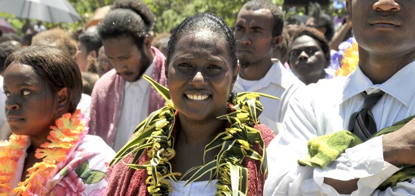 The work in Honiara has just begun.
