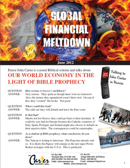 Global Financial Meltdown