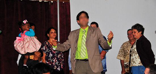 Cuban Evangelist Pedro