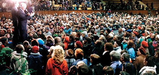 The Carter Report 1992 meetings in Nizhny Novgorod