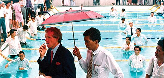 1984 Manila campaign Baptisms