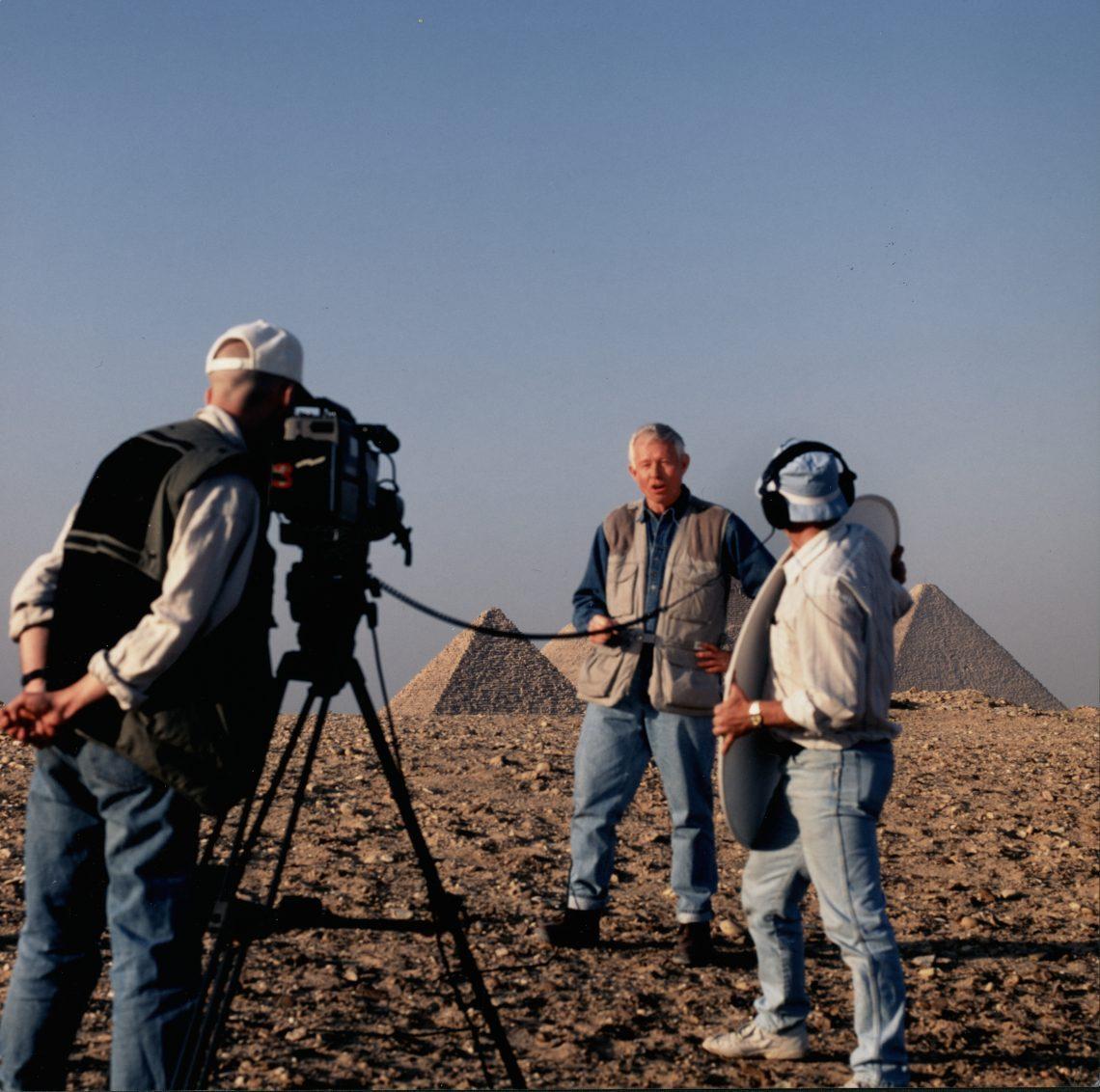 John Carter in Egypt