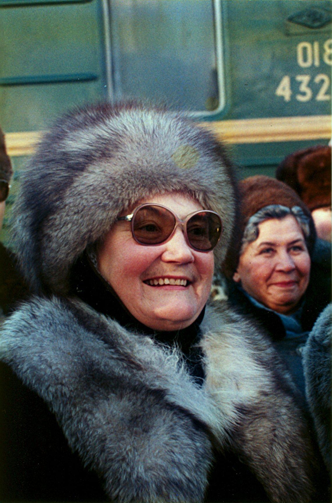 Trans-Siberian Hope Express Russia