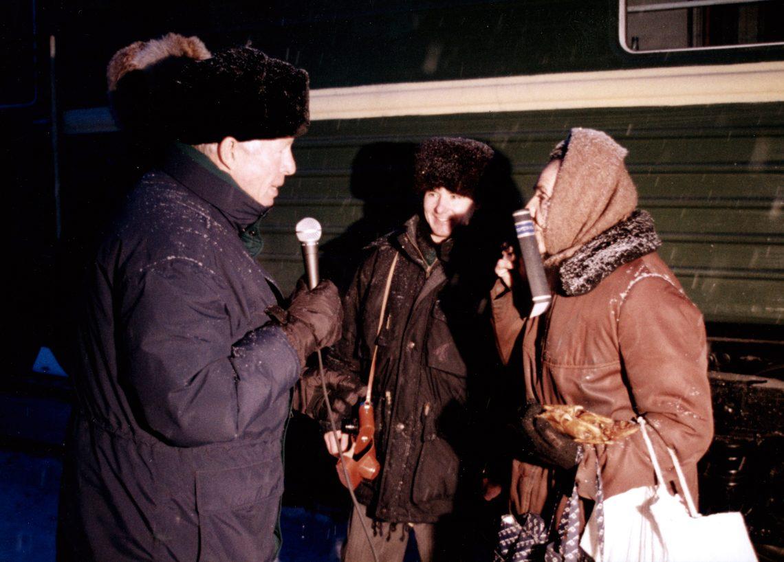 Trans-Siberian Hope Express Siberia