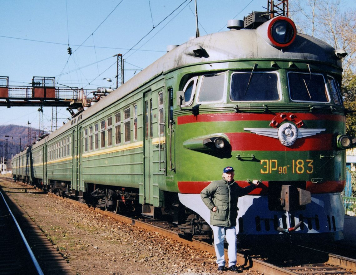Trans-Siberian Hope Express - Train