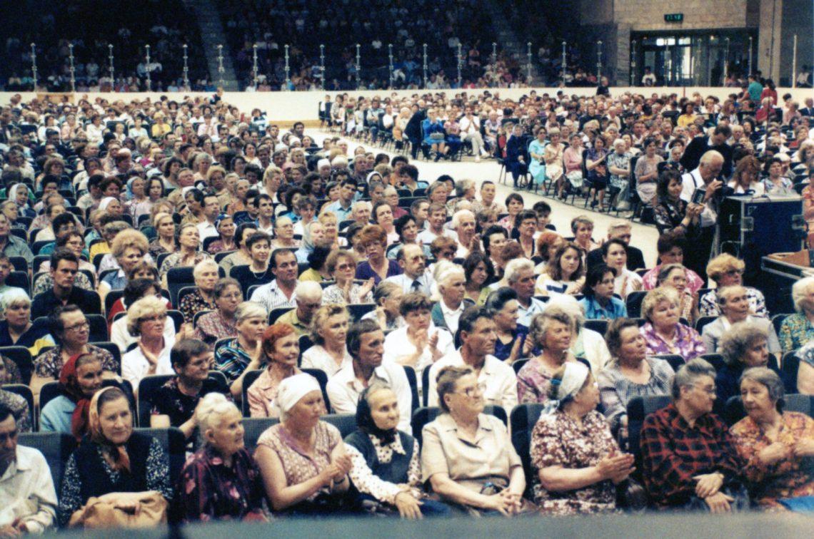 Nizhni Novgorod Crowd