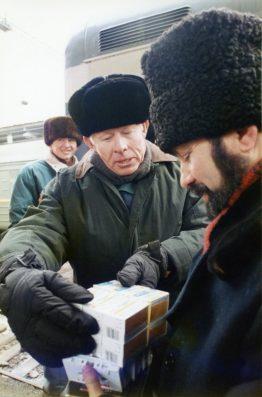 Trans-Siberian Hope Express 1