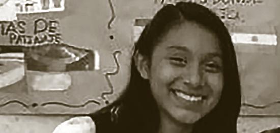 El Salvador Girl