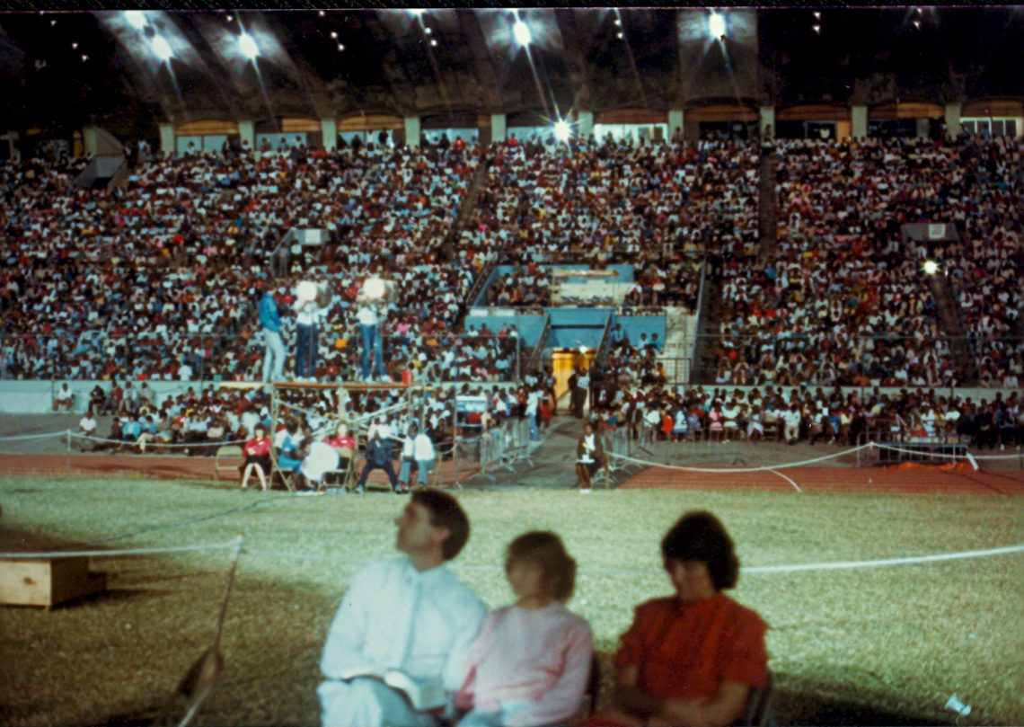 Jamaica 1985