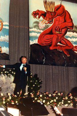 Philippines John Carter Preaching