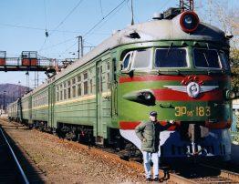 Trans-Siberian Hope Express - Train
